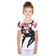 Kung Fu  Kids  One Piece Tee