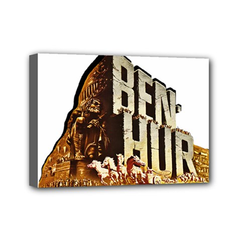 Ben Hur Mini Canvas 7  x 5