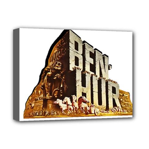 Ben Hur Deluxe Canvas 16  x 12