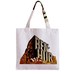 Ben Hur Grocery Tote Bag