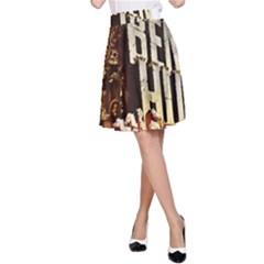 Ben Hur A-Line Skirt