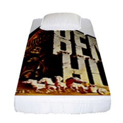 Ben Hur Fitted Sheet (Single Size)