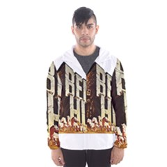 Ben Hur Hooded Wind Breaker (Men)