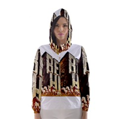 Ben Hur Hooded Wind Breaker (Women)