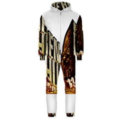 Ben Hur Hooded Jumpsuit (Men)