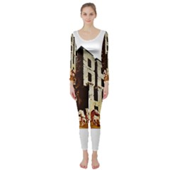 Ben Hur Long Sleeve Catsuit