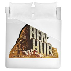 Ben Hur Duvet Cover (Queen Size)