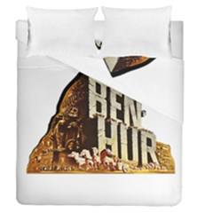 Ben Hur Duvet Cover Double Side (Queen Size)