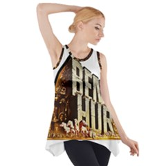Ben Hur Side Drop Tank Tunic