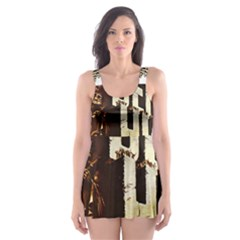 Ben Hur Skater Dress Swimsuit