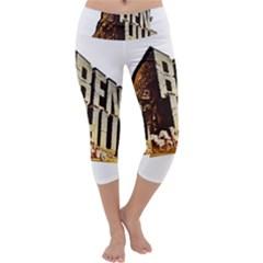 Ben Hur Capri Yoga Leggings