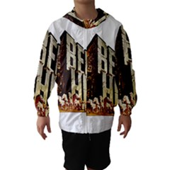 Ben Hur Hooded Wind Breaker (Kids)