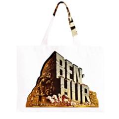 Ben Hur Zipper Large Tote Bag