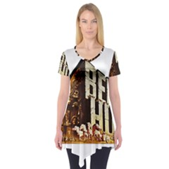 Ben Hur Short Sleeve Tunic