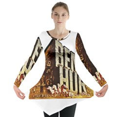 Ben Hur Long Sleeve Tunic