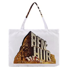Ben Hur Medium Zipper Tote Bag