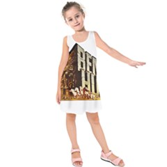 Ben Hur Kids  Sleeveless Dress