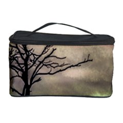Fantasy Landscape Illustration Cosmetic Storage Case