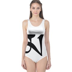 Thimphu  One Piece Swimsuit
