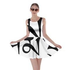 Thimphu Skater Dress