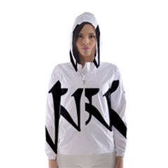 Thimphu Hooded Wind Breaker (Women)