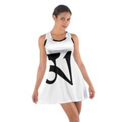 Thimphu Cotton Racerback Dress