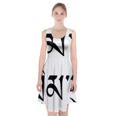 Thimphu Racerback Midi Dress