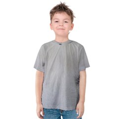 Akita Inu White Eyes Kids  Cotton Tee