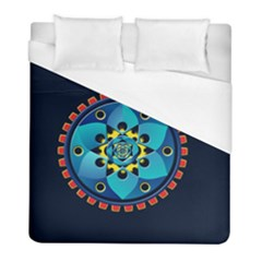 Abstract Mechanical Object Duvet Cover (full/ Double Size)