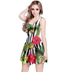 Summer Reversible Sleeveless Dress
