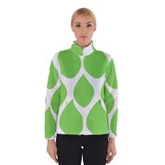 Green Water Rain Winterwear