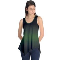 Decorative pattern Sleeveless Tunic