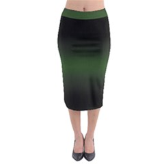 Decorative pattern Midi Pencil Skirt