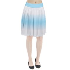Decorative pattern Pleated Skirt