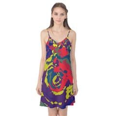 Abstract art Camis Nightgown