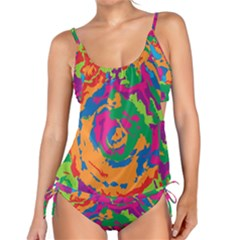 Abstract Art Tankini