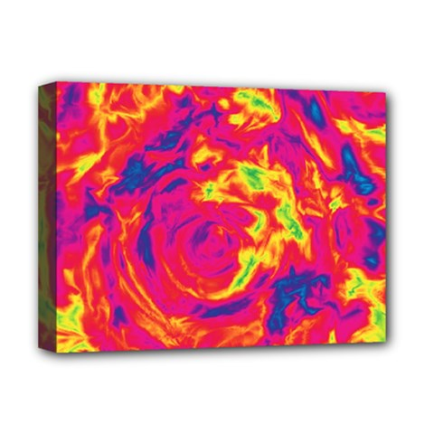 Abstract art Deluxe Canvas 16  x 12