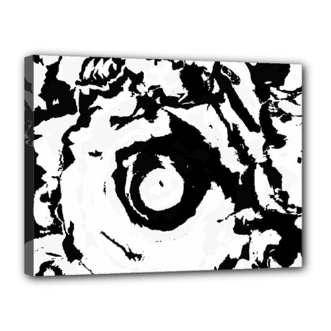 Abstract art Canvas 16  x 12