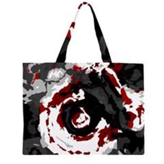 Abstract art Large Tote Bag