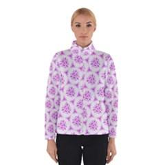 Sweet Doodle Pattern Pink Winterwear