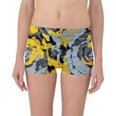 Abstract art Reversible Bikini Bottoms