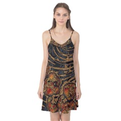 Unique Abstract Mix 1a Camis Nightgown