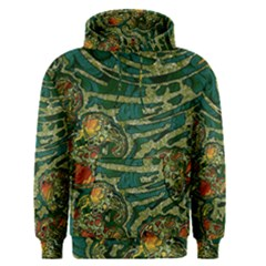 Unique Abstract Mix 1c Men s Pullover Hoodie
