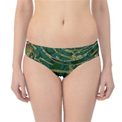 Unique Abstract Mix 1c Hipster Bikini Bottoms