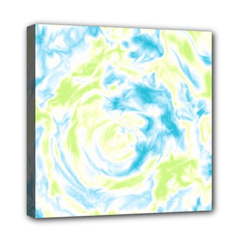 Abstract art Mini Canvas 8  x 8