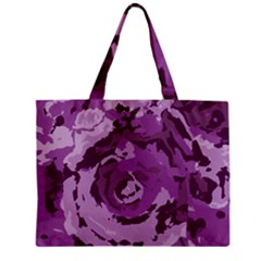 Abstract art Zipper Mini Tote Bag