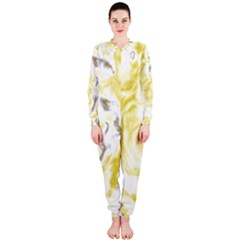 Abstract Art Onepiece Jumpsuit (ladies)