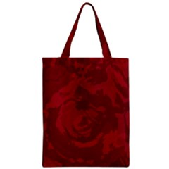 Abstract art Zipper Classic Tote Bag