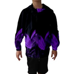 Tulips Hooded Wind Breaker (Kids)