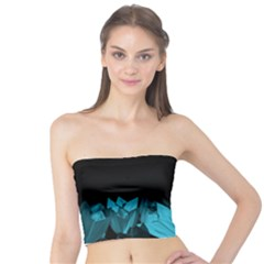 Tulips Tube Top